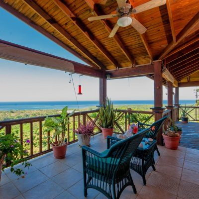 Roatan Ocean View Home Turtling Bay